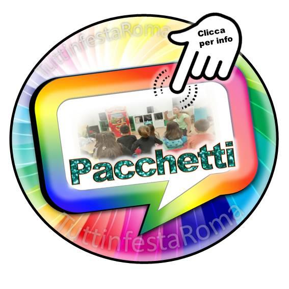 Pacchetti feste Tuttinfesta Roma