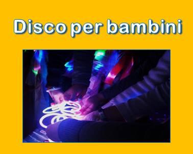 festa disco bambini roma